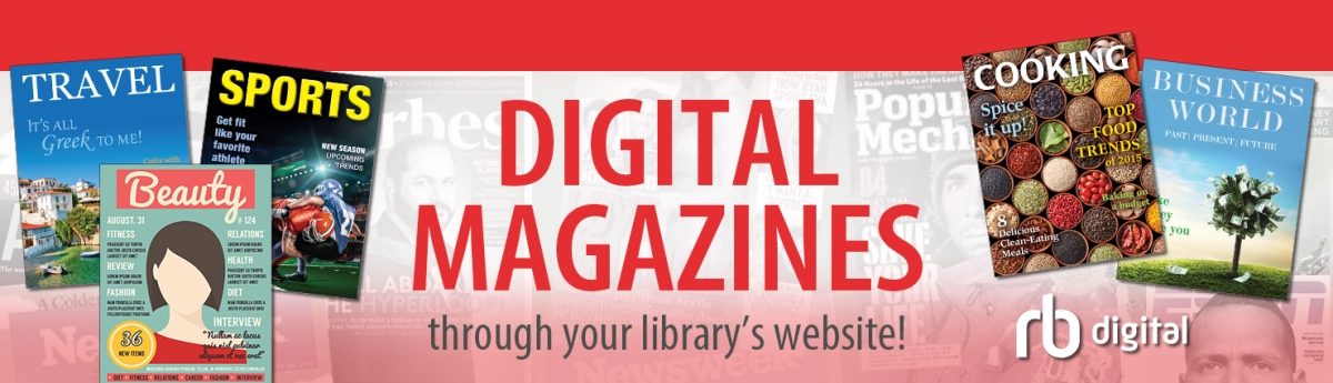Check out our new digital magazines! - Lamar County ...