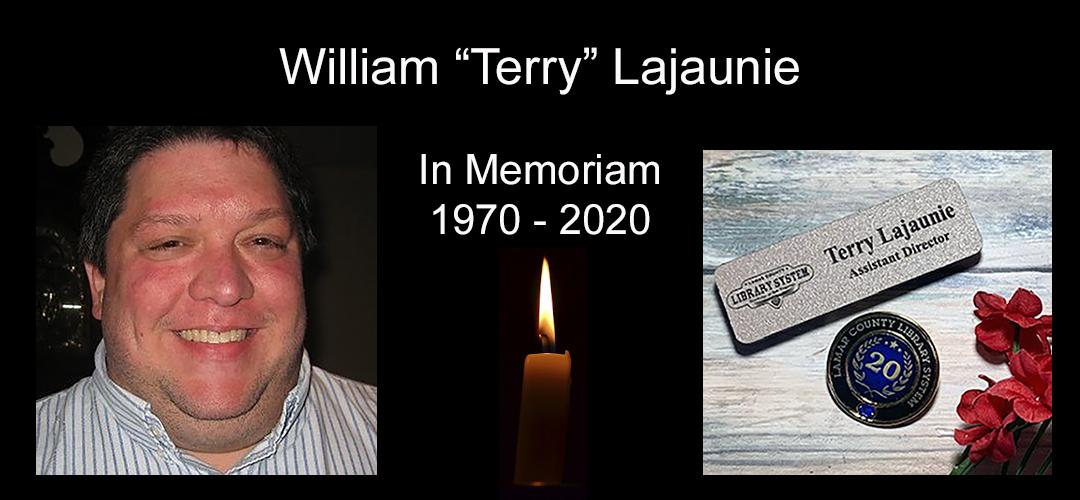 Terry Lajaunie